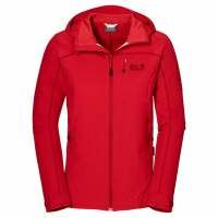 Kurtka ROCK ME II SOFTSHELL JACKET WOMEN