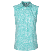 Koszula WAHIA PRINT SLEEVELESS SHIRT WOMEN