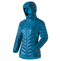Kurtka VULCAN DOWN HOOD JACKET WOMEN