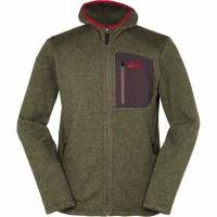 Kurtka polarowa CARIBOU HOODED JACKET MEN