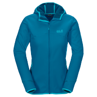 Kurtka softshellowa GLACIER VALLEY II JKT WOMEN