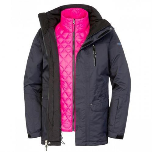 Kurtka 3w1 THERMOBALL SNOW TRICLIMATE JACKET WOMEN