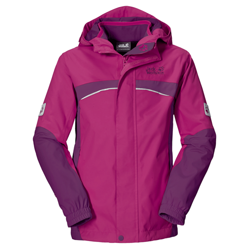 Kurtka GIRLS TOPAZ WINTER JACKET