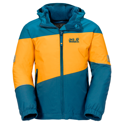 Kurtka TRIAD II TEXAPORE INS JACKET KIDS