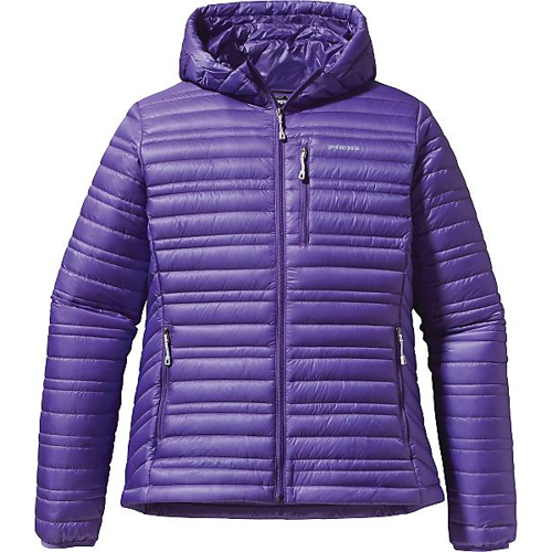 Kurtka ULTRALIGHT DOWN HOODY WOMEN
