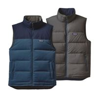 Kamizelka REVERSIBLE BIVY DOWN VEST MEN