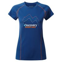 Koszulka DISCOVERY ADVENTURES SS MC T-SHIRT