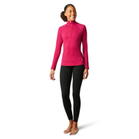 Koszulka MERINO 250 BASE LAYER 1/4 ZIP WOMEN