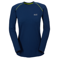 Koszulka PASSION TRAIL SEAMLESS LS WOMEN