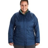 Kurtka PRECIP ECO JACKET PLUS WOMEN