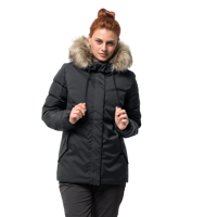 Kurtka puchowa TEMPLE HILL JACKET WOMEN