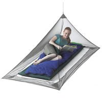 Moskitiera NANO MOSQUITO PYRAMID NET SINGLE