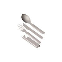 Sztućce TRAVEL CUTLERY DELUX