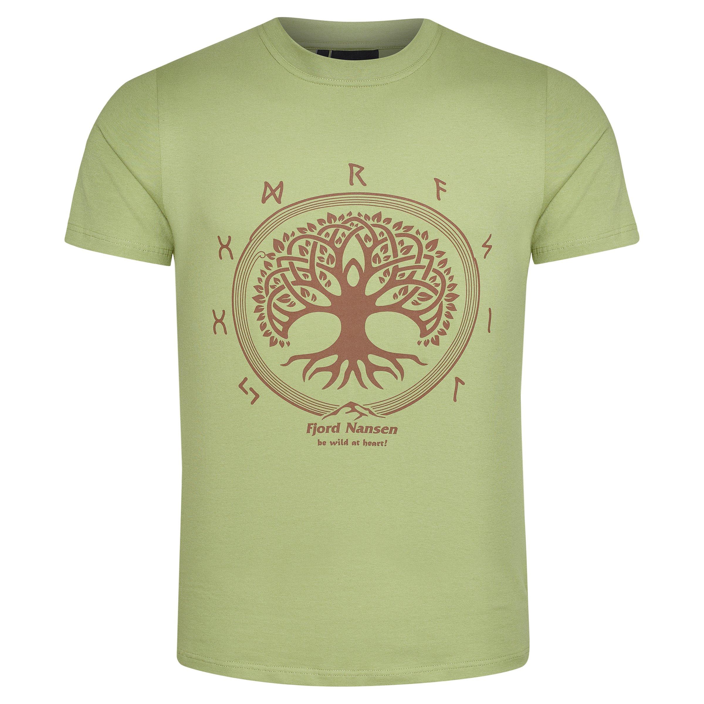 Koszulka YGGDRASIL