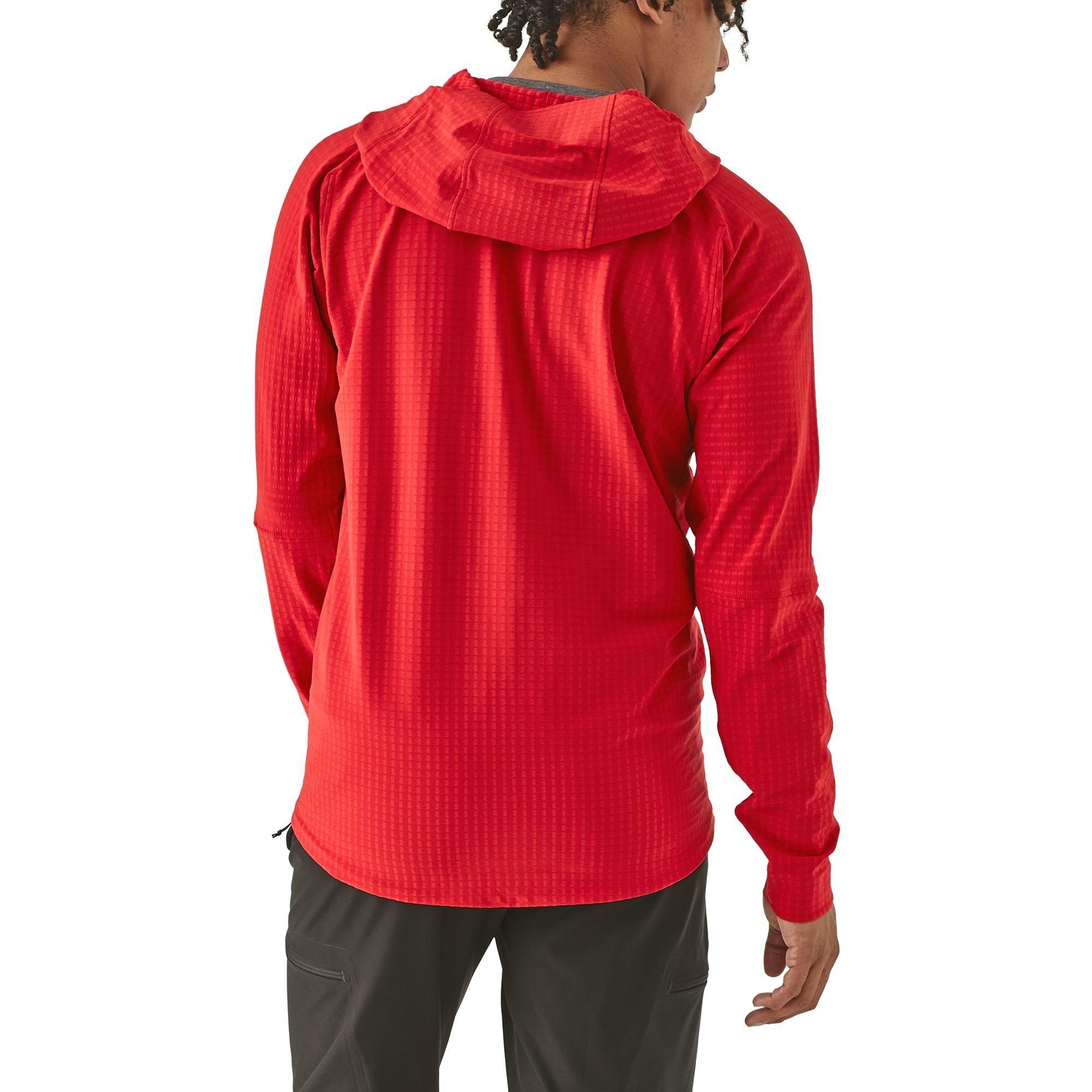 208c431593727 Kurtka R1 TECHFACE HOODY fire   odzież \ męska \ polary, swetry i ...