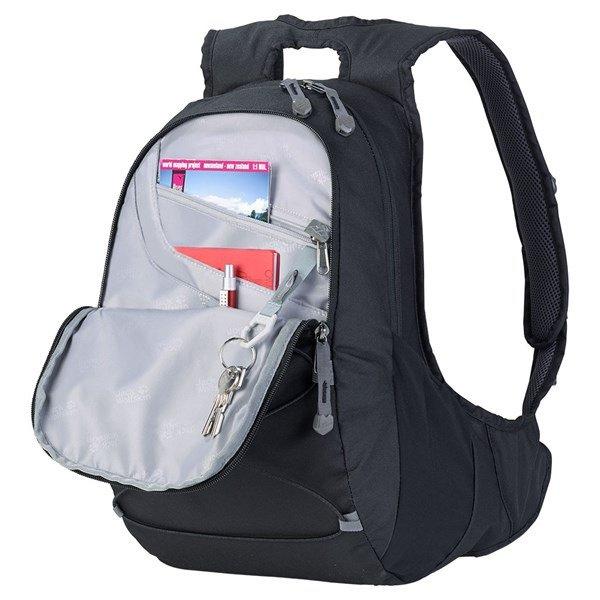 6bebe0c37eb2e Plecak SAVONA 20 black | podróże i trekking \ plecaki \ małe < 35 ...