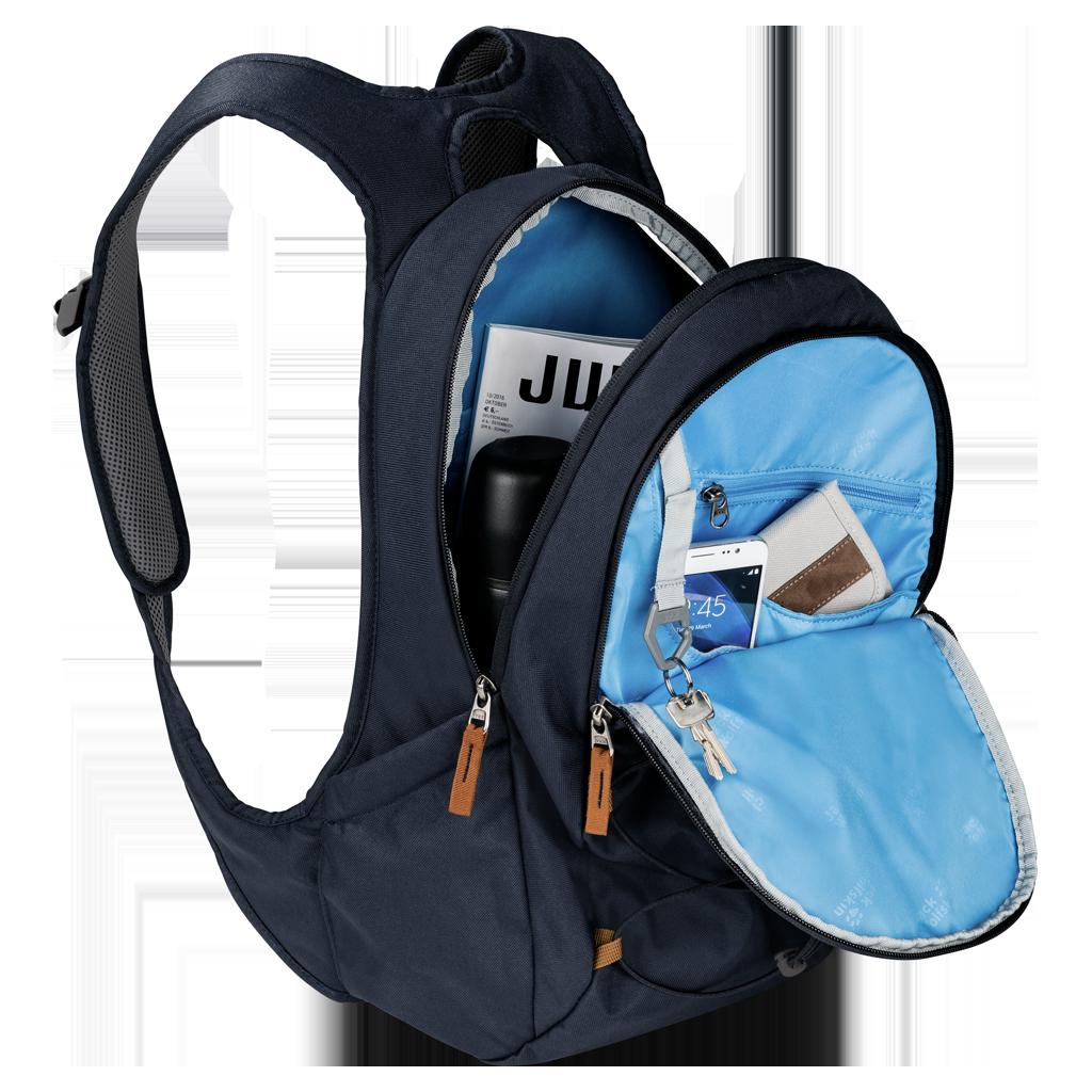 0122f29439479 Plecak SAVONA 20 night blue | podróże i trekking \ plecaki \ małe ...