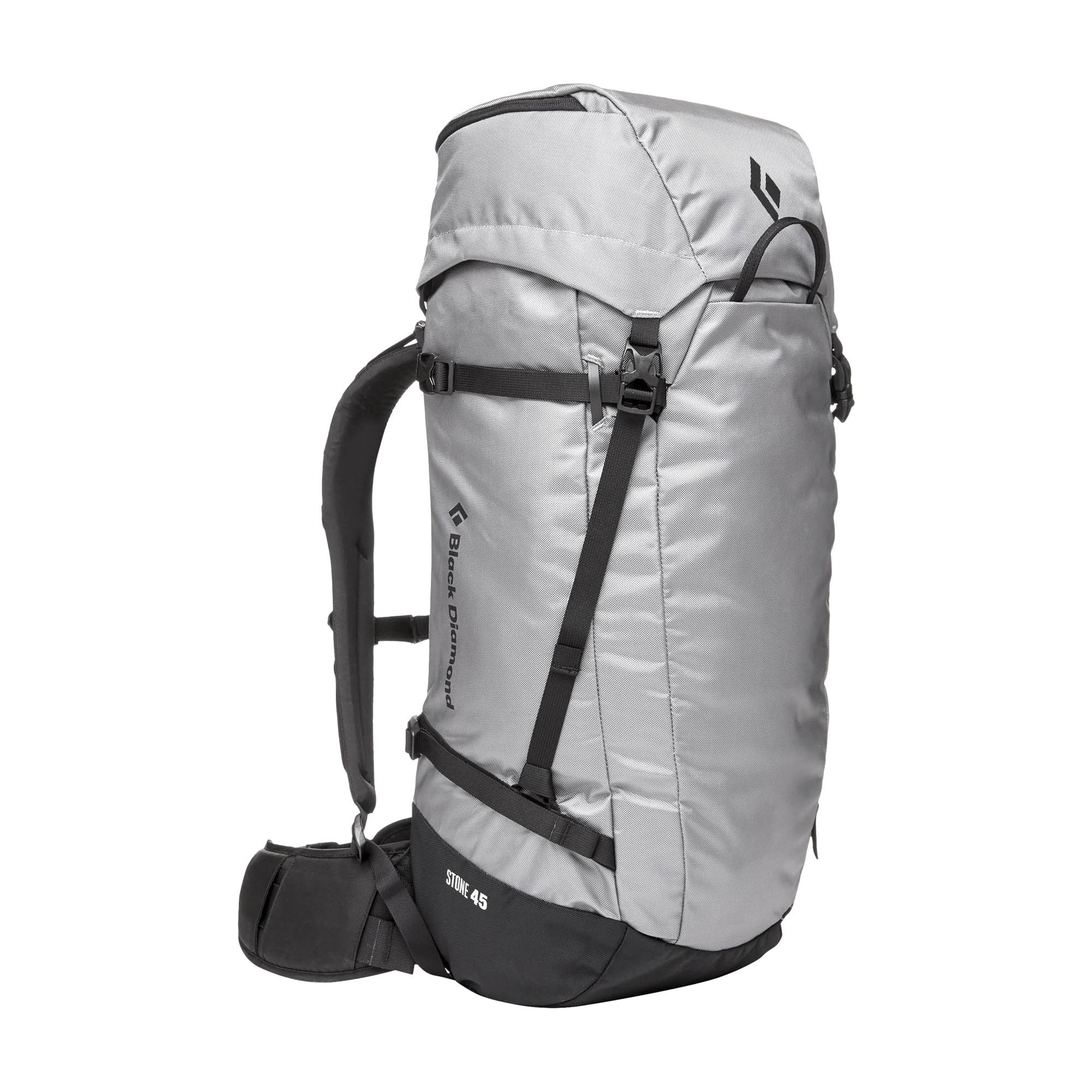 a59484564ce9e Plecak STONE 45 nickel | podróże i trekking \ plecaki \ średnie 35 ...