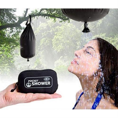 Prysznic Turystyczny Pocket Shower 10 L Podróże I Trekking