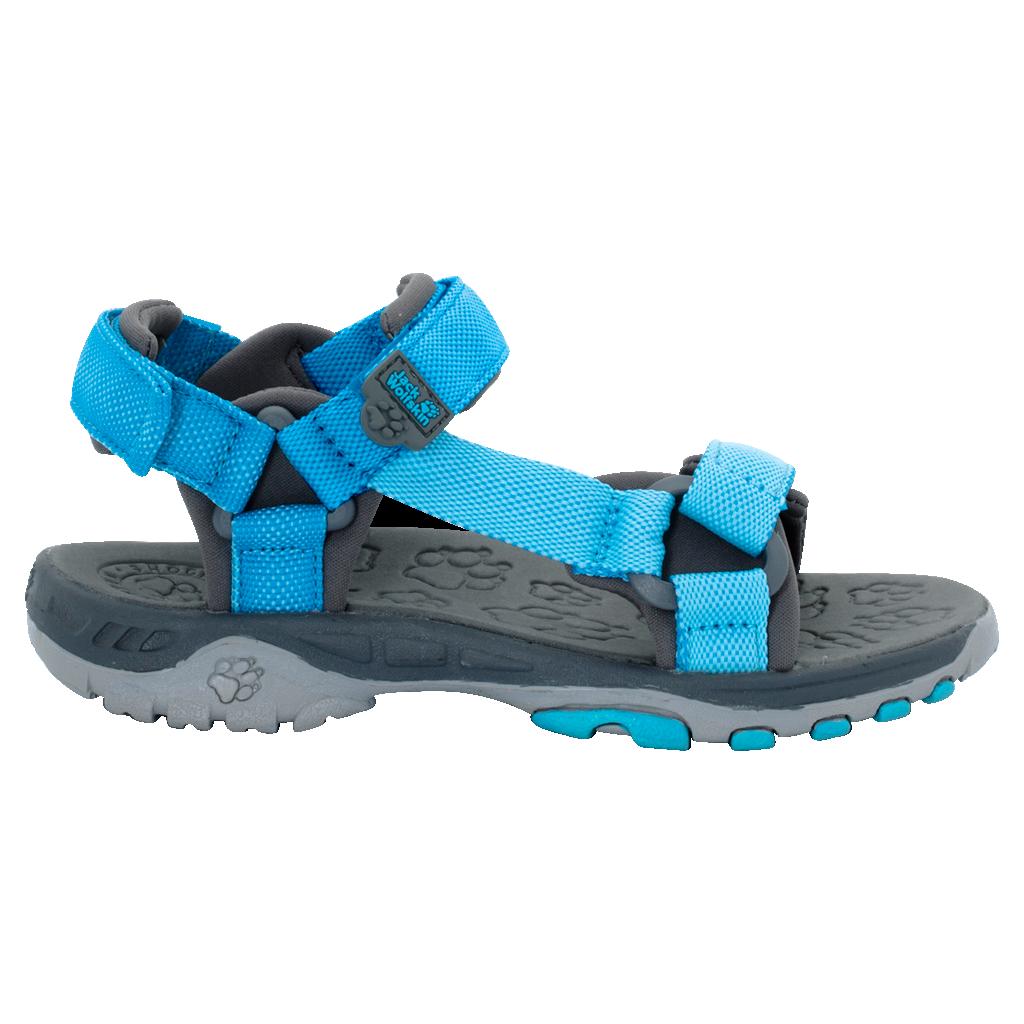 b821c61640442 Sandały KIDS SEVEN SEAS lake blue | dla dzieci \ buty buty \ damskie ...