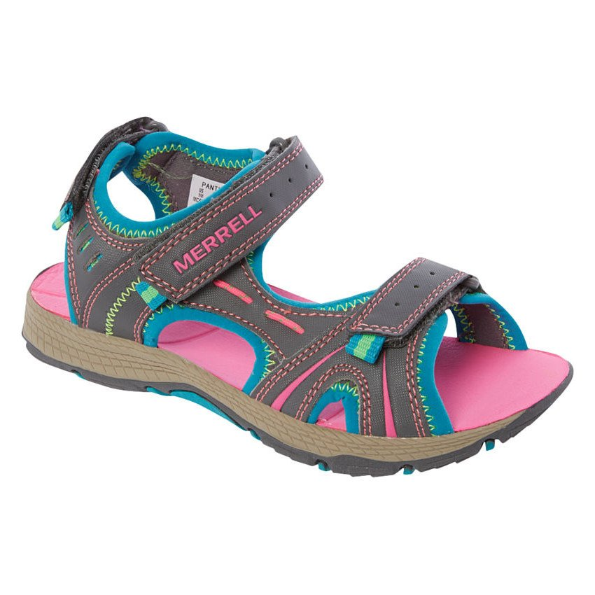 ad7b48225e898 Sandały PANTHER GIRLS | dla dzieci \ buty buty \ dziecięce \ sandały ...