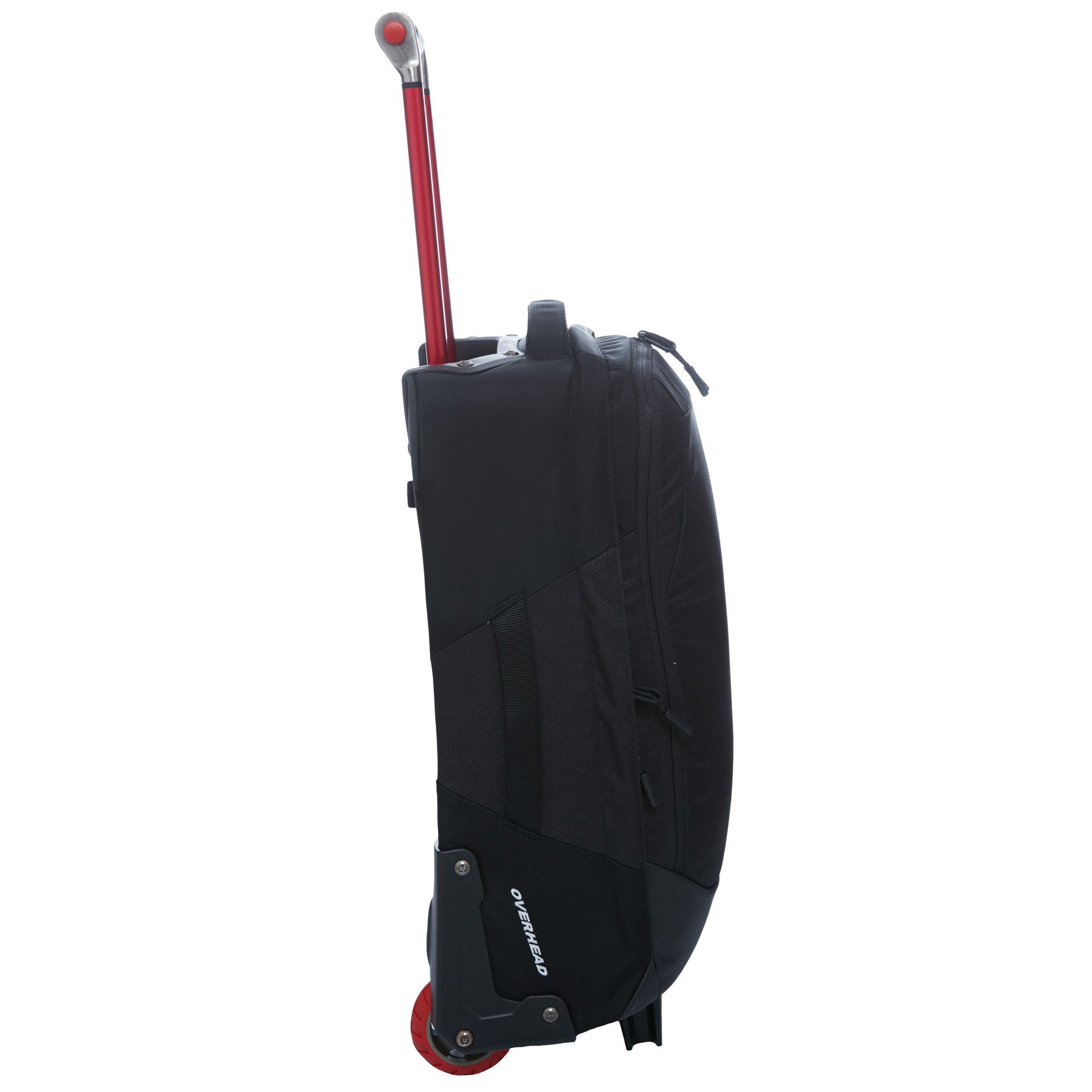 88bd59101ccb1 Torba na kółkach OVERHEAD black   podróże i trekking \ torby ...