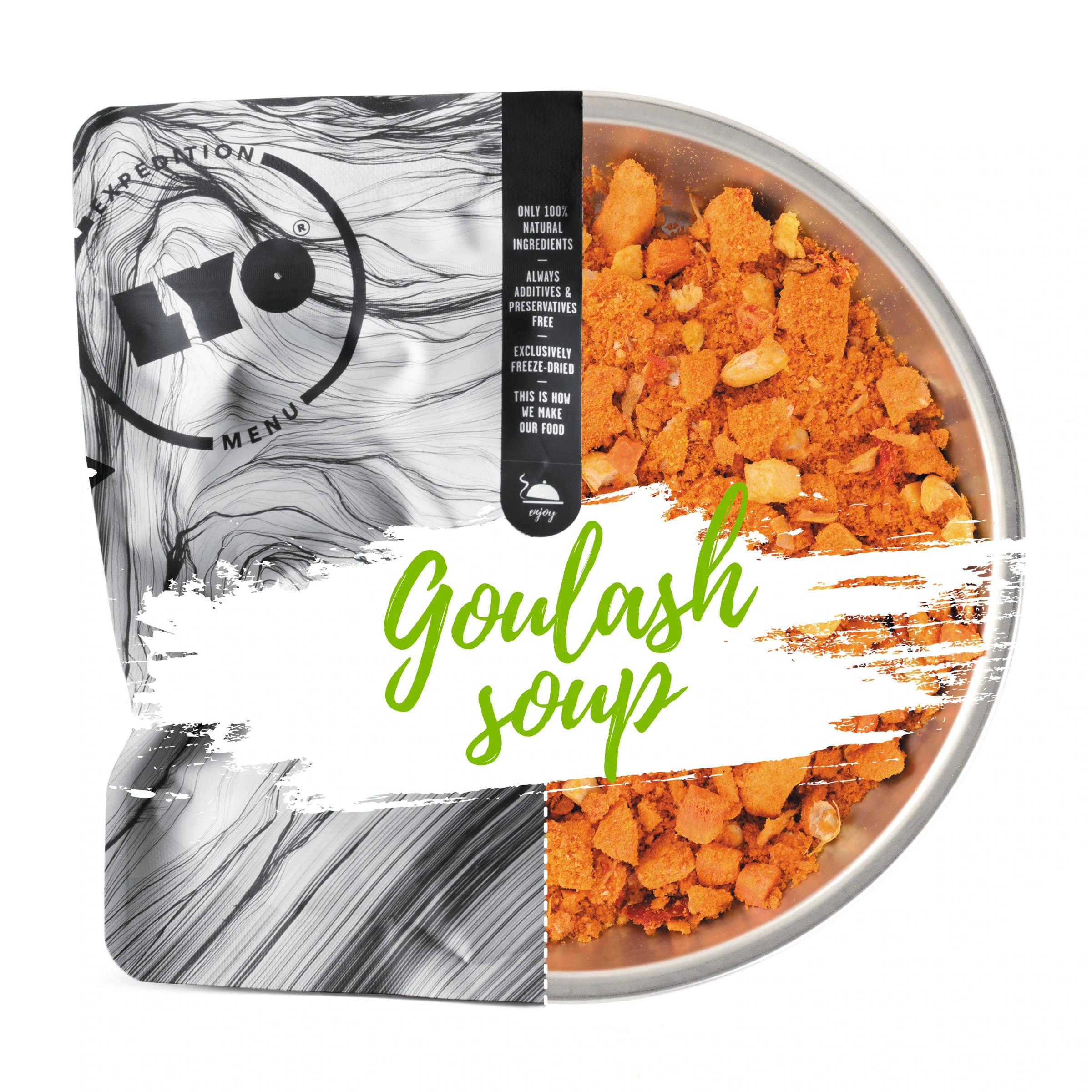 Zupa Gulaszowa 500 G