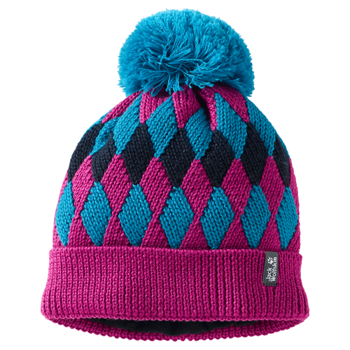 Czapka DIAMOND KNIT CAP KIDS
