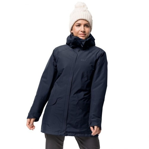 Kurtka  KIRUNA TRAIL JACKET WOMEN
