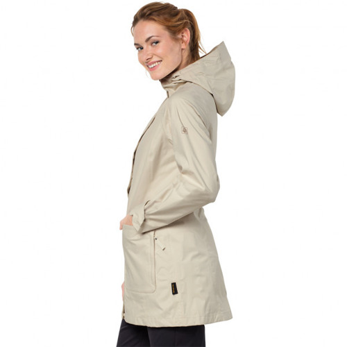 Płaszcz CROSSTOWN RAINCOAT WOMEN