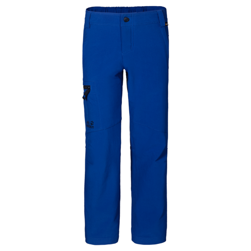 Spodnie ACTIVATE II SOFTSHELL PANTS BOYS