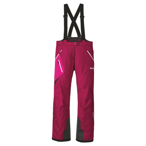 Spodnie HIGH VOLTAGE PANTS WOMEN